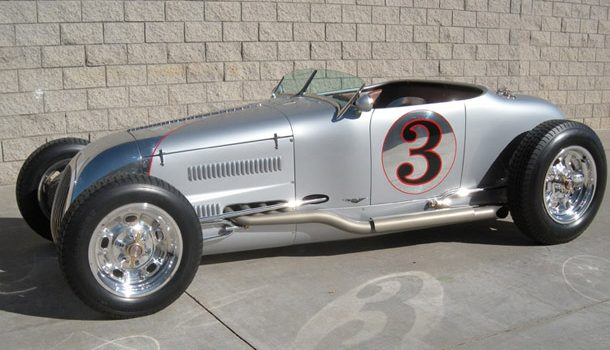 SoCal 1927 Indy Speedster