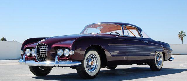 1953 Cadillac Ghia