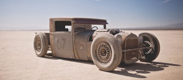 BMW V8 Powered Model A Ford