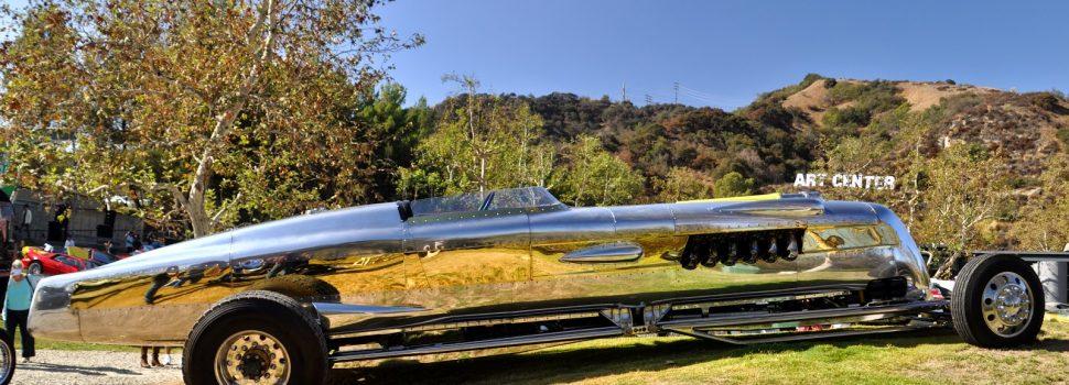 1940 Packard Royal Streamliner