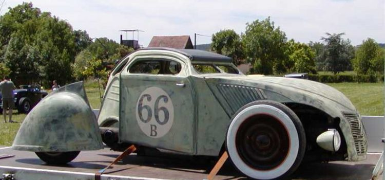 Citroën 2CV Rat Rod