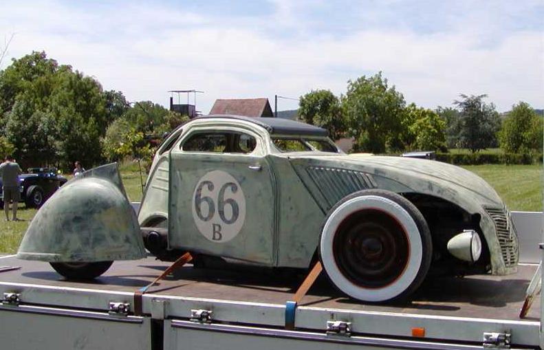 Citroën 2CV Rat Rod