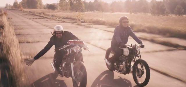 Waarom een Vintage Custom Bike? Daarom!