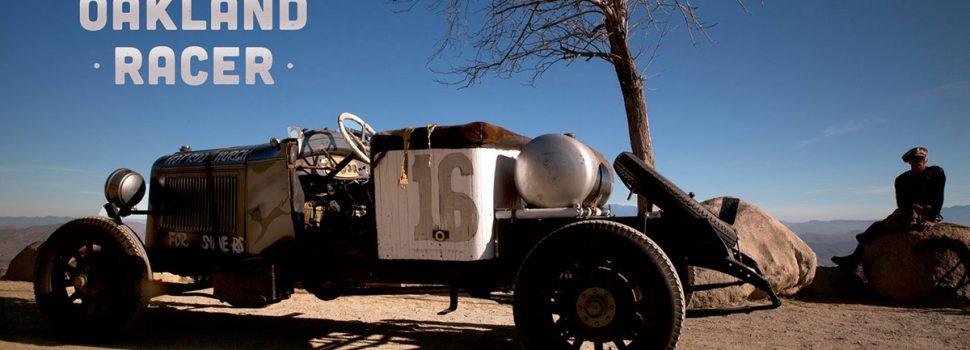Brian Bent's 1927 Oakland Racer