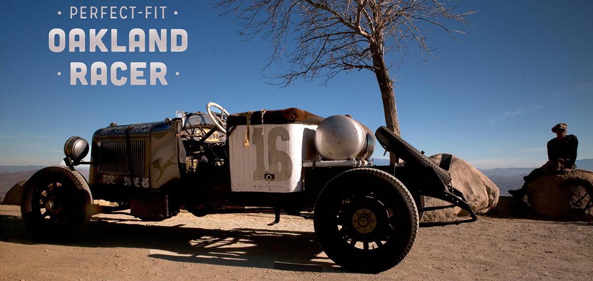 oaklandracer