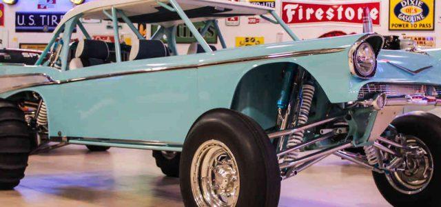 1957 Chevrolet Bel Air Dune Buggy