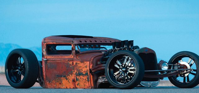 Mike Partyka's '31 Ford Rat Rod