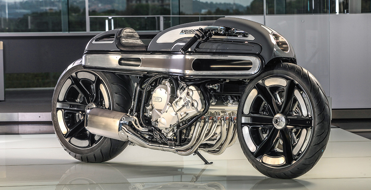 BMW Krugger NURBS