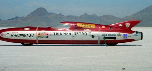 Triumph Gyronaut X1