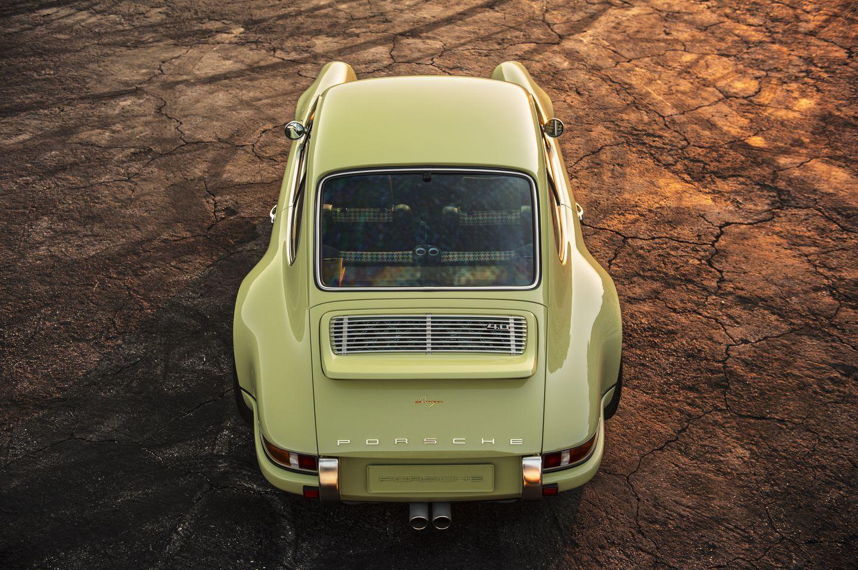 Singer Porsche 911 Manchester benadert perfectie