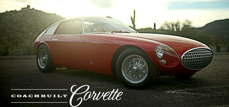 Heersende Coach Built: 1961 Kelly Corvette by Vignale