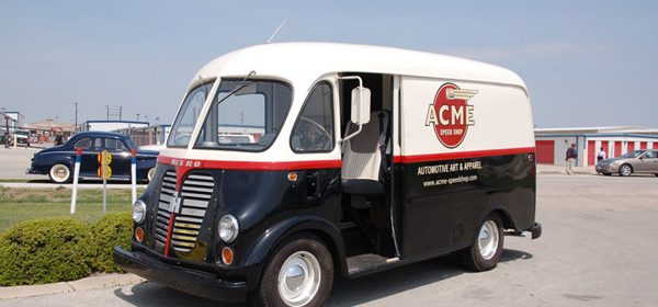 The Acme Van