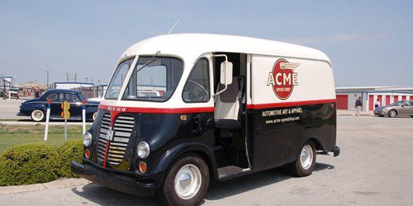 The Acme Van