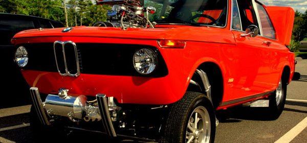 BMW 2002 Gasser