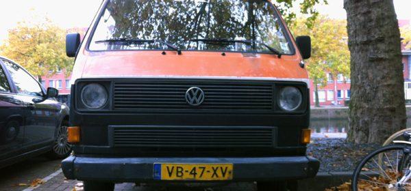 Volkswagen T3 CR editie