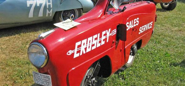 Crosley Sales Service