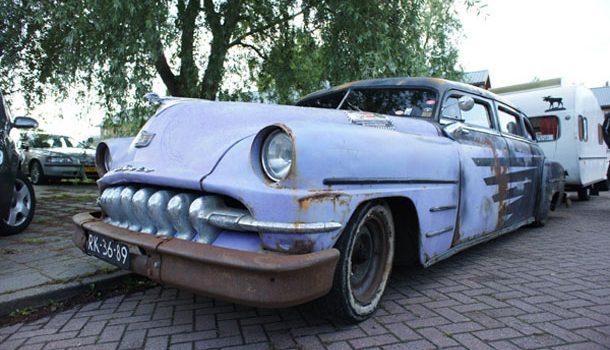 1951 DeSoto Rat Rod