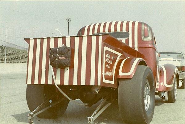 Vintage Gassers
