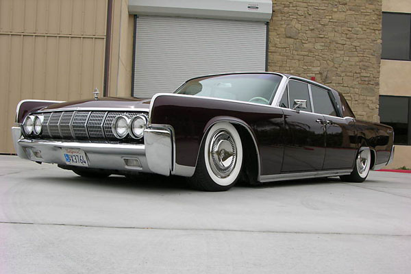 lincoln continental hotroth. Black Bedroom Furniture Sets. Home Design Ideas
