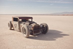 BMW Powered model A Ford