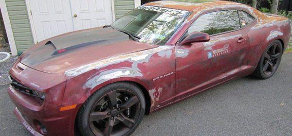 2010 Camaro Rat Rot