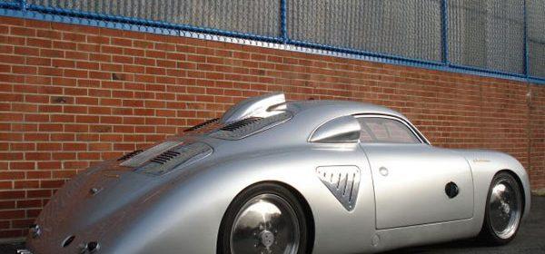 Porsche Silver Bullet