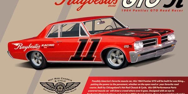 Pontiac GTO Give-a-way