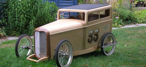 32 Sedan Soapbox Racer
