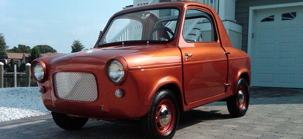 Varley Microcar