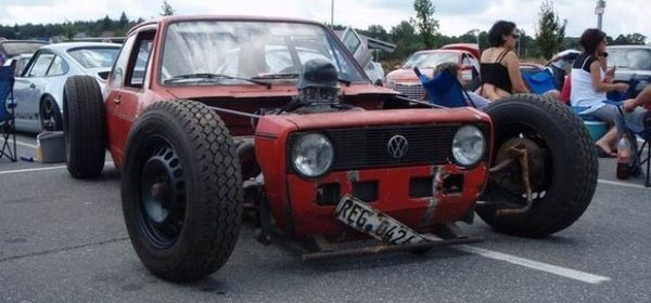 Volkswagen Golf Hot Rod