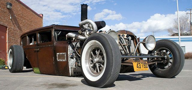 Welderup Rat Rod